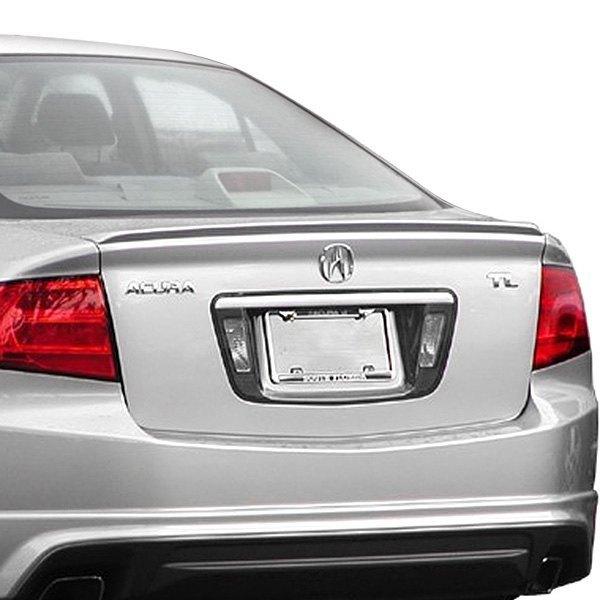 Ti Acura TL Factory Style Rear Lip Spoiler - Acura tl lip