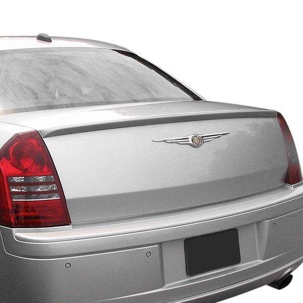 CHRYSLER 300 SRT8 SPOILER FACTORY STYLE PAINTED Lifetime Warranty ALL COLORS