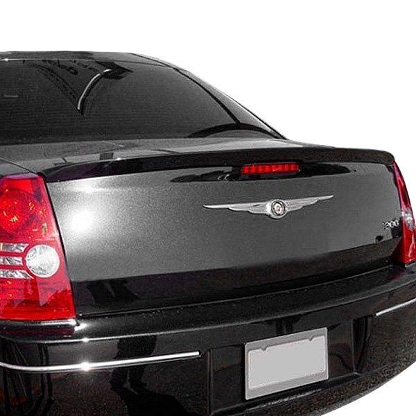 Chrysler 300 / 300C 2010 Custom Style Rear Lip Spoiler