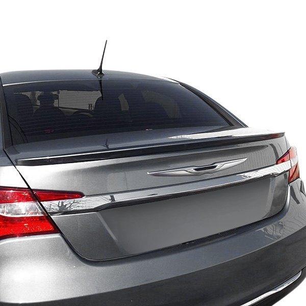 Chrysler 200 Rear >> T5i Factory Style Rear Lip Spoiler