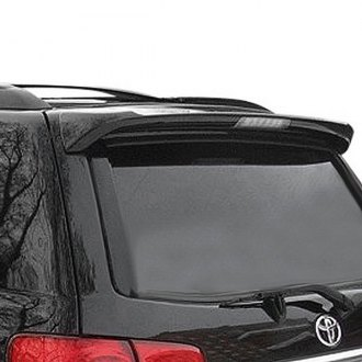 T5i® - Factory Style Rear Roofline Spoiler with Light (Painted)
