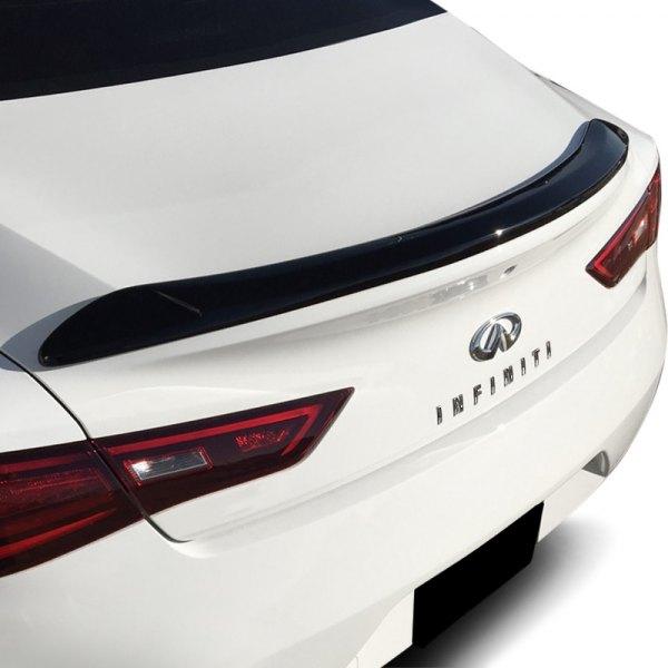 2017 Infiniti Q60 Suspension: Infiniti Q60 2017-2018 Custom Style Fiberglass Rear