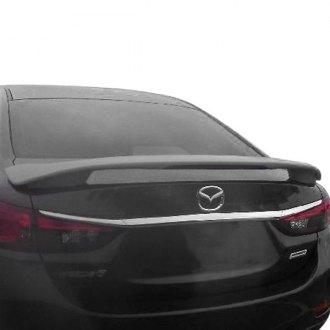 2014 mazda 6 custom. t5i custom style rear spoiler with light 2014 mazda 6