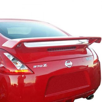 T5i® - Factory Style Fiberglass Flush Mount Rear Spoiler
