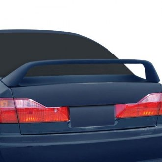 T5i® - Factory Style Fiberglass Rear Spoiler with Light