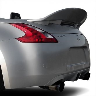 T5i® - Texas Twister Style Fiberglass Flush Mount Rear Spoiler