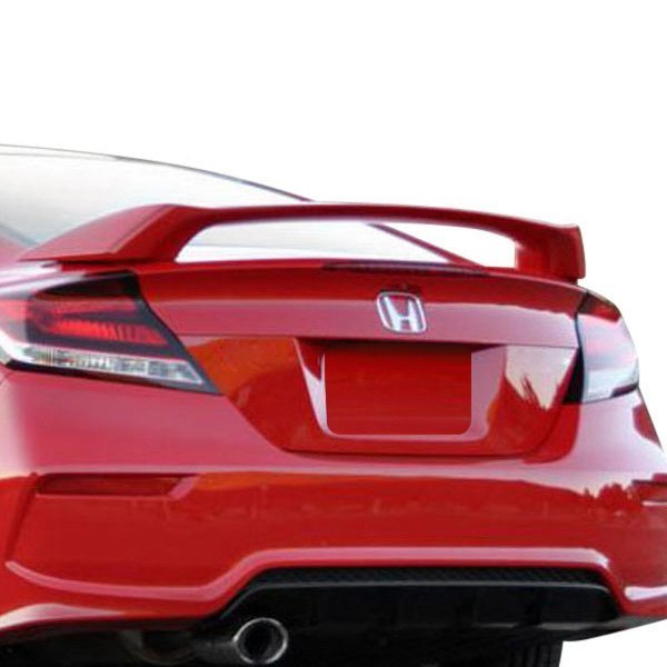 T5i Honda Civic Si Civic Si Hfp Coupe 2012 Factory Style Rear