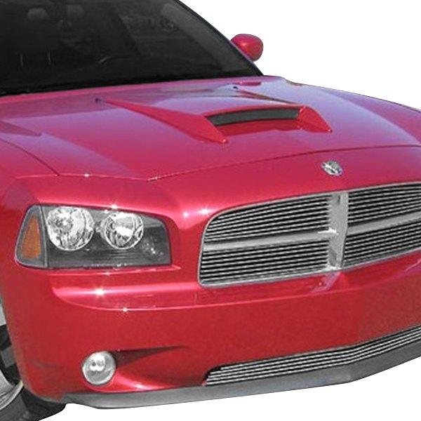 Dodge Charger 2009 Custom Style Hood Scoop