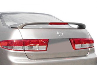 T5i® WT-ABS122A-L4-UNPAINTED - Factory Style Rear Spoiler with Light (Unpainted)