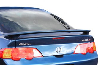 T5i® WT-ABS155A - Factory Style Rear Spoiler (Painted)