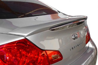 T5i® WT-ABS161A - Factory Style Flush Mount Rear Spoiler (Painted)