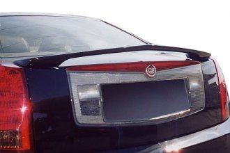 T5i® WT-ABS167A - Custom Style Rear Spoiler (Painted)