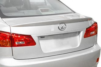 T5i® WT-ABS177A - Factory Style Rear Lip Spoiler (Painted)