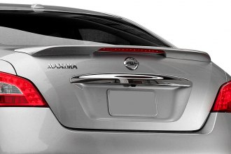 T5i® WT-ABS212A-L4 - Factory Style Flush Mount Rear Spoiler with Light (Painted)