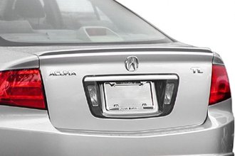 T5i® WT-ABS215A - Factory Style Rear Lip Spoiler (Painted)