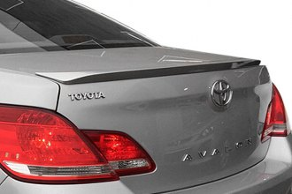 T5i® WT-ABS221A-PAINTED - Factory Style Rear Lip Spoiler (Painted)