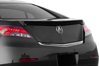T5i® WT-ABS225A - Factory Style Rear Lip Spoiler (Painted)