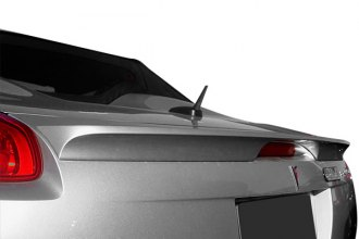 T5i® WT-ABS240A - Factory Style Rear Lip Spoiler (Painted)