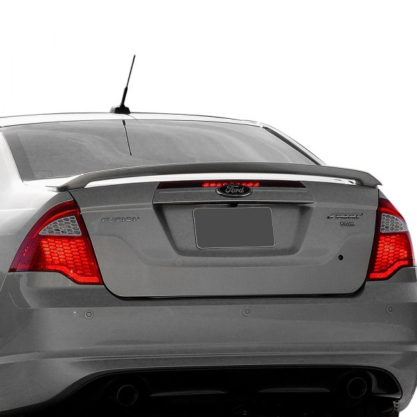 t5i ford fusion 2010 2012 factory style rear spoiler. Black Bedroom Furniture Sets. Home Design Ideas