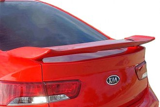 T5i® WT-ABS272A-L4 - Custom Style Rear Spoiler with Light (Painted)