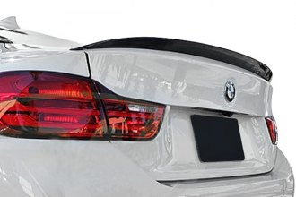 T5i® WT-ABS282A - Factory Style Rear Lip Spoiler (Painted)