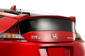 T5i® WT-ABS299A - Factory Style Flush Mount Rear Spoiler (Painted)