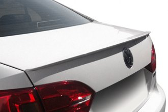 T5i® WT-ABS302A - Factory Style Rear Lip Spoiler (Painted)