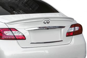 T5i® WT-ABS304A - Factory Style Rear Lip Spoiler (Painted)