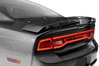 T5i® WT-ABS318A-PAINTED - Factory Style Rear Spoiler (Painted)