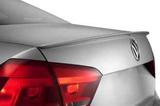 T5i® WT-ABS340A - Factory Style Rear Lip Spoiler (Painted)