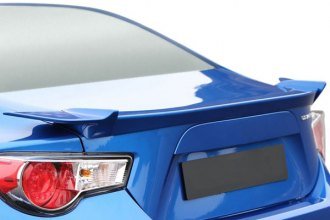 T5i® WT-ABS345A - Factory Style Flush Mount Rear Spoiler (Painted)