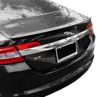 T5i® - Factory Style Fiberglass Rear Lip Spoiler (Painted)