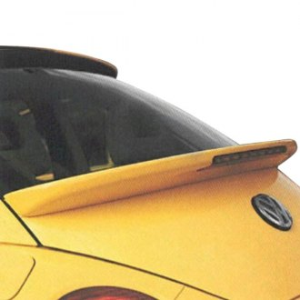 T5i® - Factory Style Fiberglass Flush Mount Rear Spoiler with Light