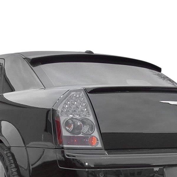 Chrysler 300 2008 Custom Style Fiberglass Rear