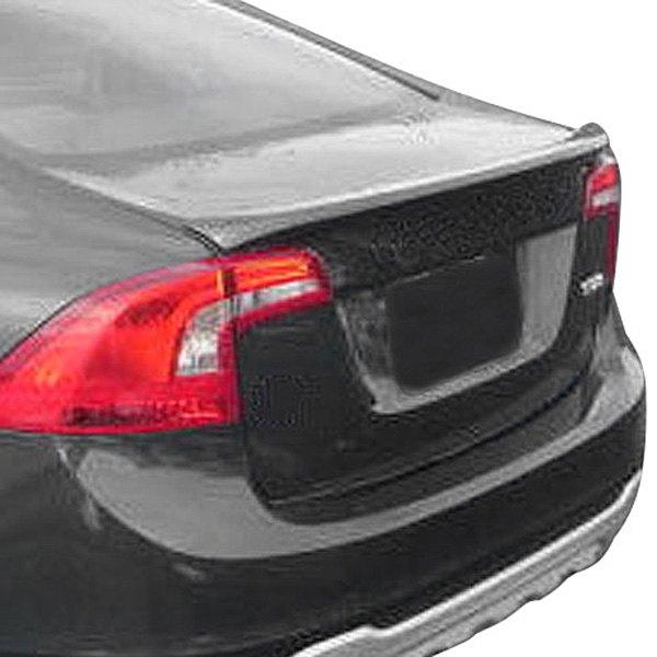 Used 2012 Volvo S60: Volvo S60 2012 Factory Style Rear Lip Spoiler