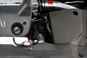 Takeda® - Attack Polished Cold Air Intake System - Installed