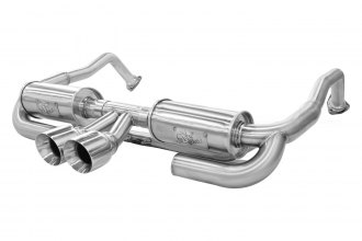 Takeda® - Cat-Back Exhaust System