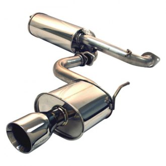 Tanabe® - Medalion Touring Cat-Back Exhaust System