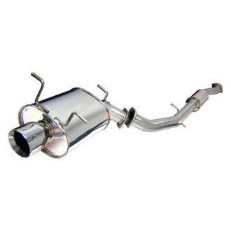 Tanabe® - Medalion Touring™ Stainless Steel Cat-Back Exhaust System with Single Rear Exit