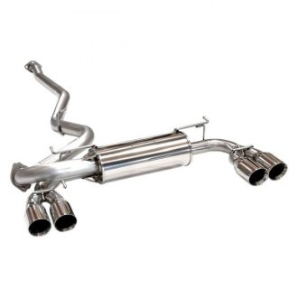 Tanabe® - Medalion Touring™ Stainless Steel Cat-Back Exhaust System with Quad Rear Exit