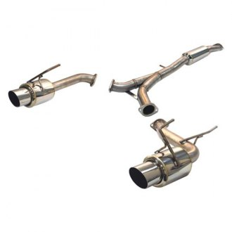 Tanabe® - Medalion Concept G Cat-Back Exhaust System