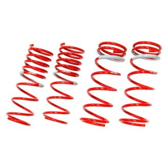 "Tanabe® - 1.2"" x 1.2"" GF210 Series Front and Rear Lowering Coil Springs"
