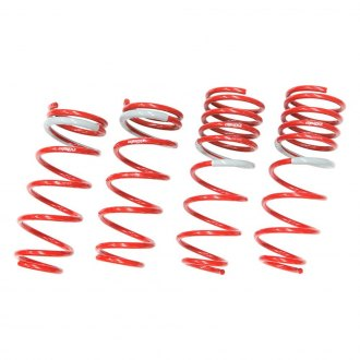 "Tanabe® - 1.4"" x 1.2"" GF210 Series Front and Rear Lowering Coil Springs"