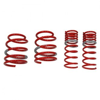 "Tanabe® - 0.6"" x 0.4"" GF210 Series Front and Rear Lowering Coil Springs"