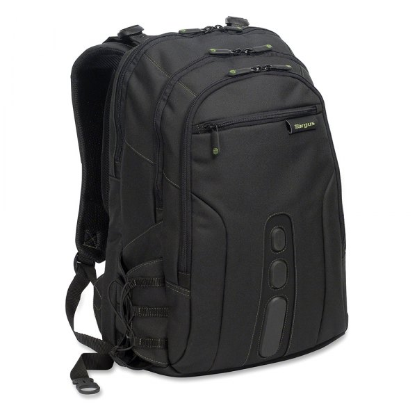 "Targus® - Spruce™ EcoSmart™ 15.6"" Black Polyester Laptop Backpack"