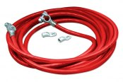 Taylor Cable® - Red Battery Cable Kit
