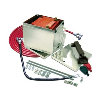 Taylor Cable® - Aluminum Battery Box