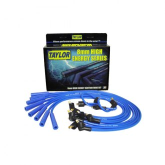 Taylor Cable® - High Energy Resistor Core 8mm Ignition Wire Set