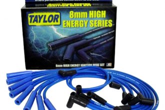 Taylor Cable® 64676 - 8mm High Energy Wire Set (Blue)