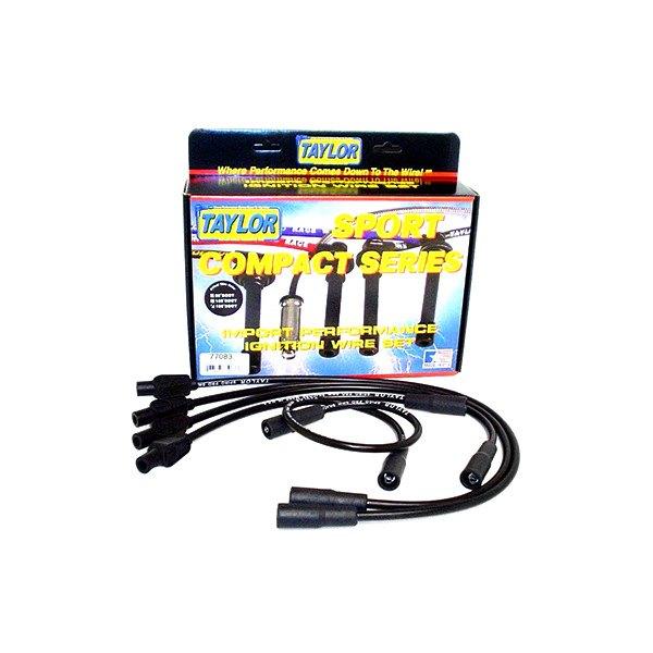 Taylor Cable® - Spiro-Pro™ 8mm Ignition Wire Set on ag pro, ms pro, im pro, hr pro, gt pro, cf pro, jm pro, ki pro, ac pro, no pro,